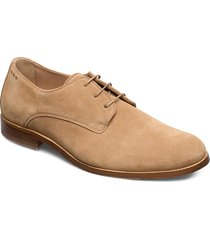 alias classic suede derby shoe shoes business loafers brun royal republiq