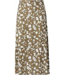 rok bloemenprint van riani groen