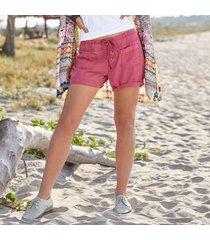 gigi tencel shorts
