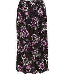 mcq alexander mcqueen mcq alexander mcqueen floral printed skirt