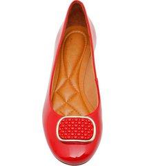 baleta gaby rojo julia