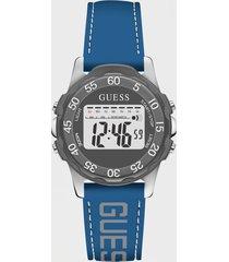 zegarek z silikonowym paskiem