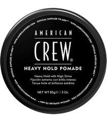 pomada para cabelo american crew heavy hold pomade 85g