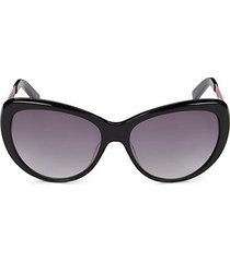 58mm cat eye sunglasses