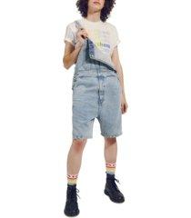 levi's pride liberation overall shorts