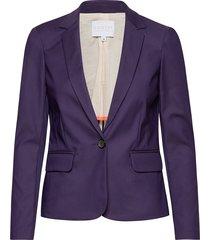 suit jacket blazer colbert paars coster copenhagen