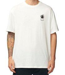 t-shirt korte mouw globe -