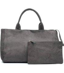 natori textured satchel bag, women's, cotton