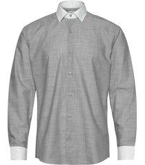 cloudy w/fine twill white skjorta business grå seven seas copenhagen