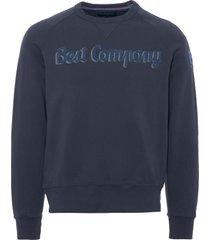 best company felpa girocollo sweatshirt - navy 692010-800