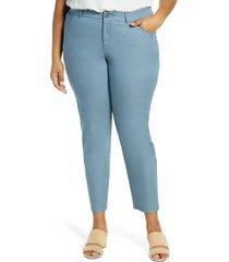 plus size women's lafayette 148 new york mercer skinny pants