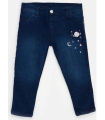 pantalón azul cheeky luna
