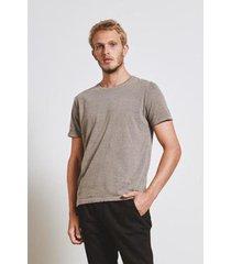 camiseta malha jarre armadillo masculina - masculino