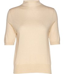evelyn sweater t-shirts & tops knitted t-shirts/tops beige filippa k