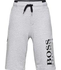 bermuda shorts shorts grijs boss