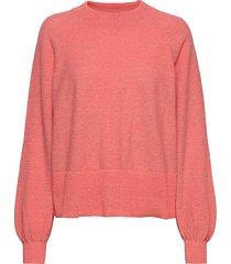 vihanta knitted pullover stickad tröja rosa marimekko