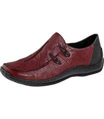 skor rieker bordeaux