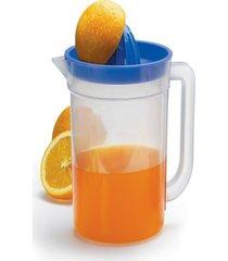 jarra de suco cozinha mesa c/espremedor 2 litros incolor