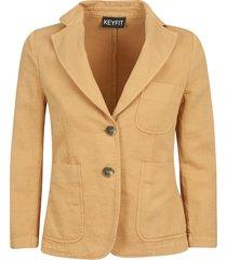 kiltie & co. front patched pocket jacket
