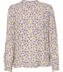 betty shirt blouse lange mouwen multi/patroon nué notes