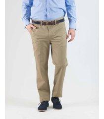 pantalón beige oxford polo club charly