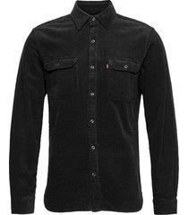jackson worker jet black skjorta casual svart levi´s men