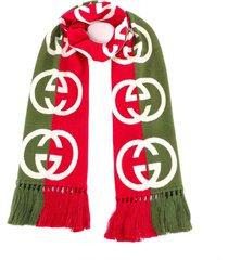 gucci gey gerry scarf