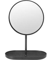blomus modo titanium coated vanity mirror bedding