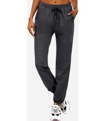 pantalon modern jogger grafito changes label