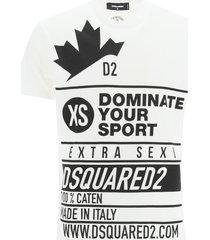 extra sexy logo print t-shirt
