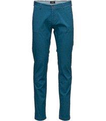 rice3-d chino broek blauw boss
