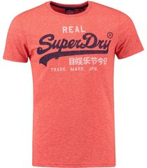 t-shirt premium goods rood