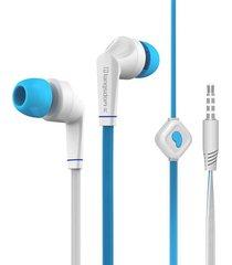 audífonos, jd88 deportivos estéreo auriculares super bass para manos libres con micrófono  para sony iphone samsung (azul)
