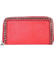 stella mccartney designer wallets, falabella zip around wallet
