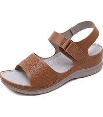 sandalias de mujer cómodas pendientes antideslizantes