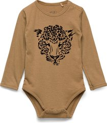 body bodies long-sleeved brun petit by sofie schnoor