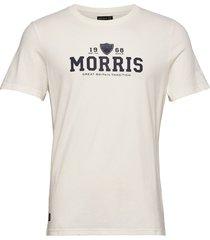 keats tee t-shirts short-sleeved vit morris