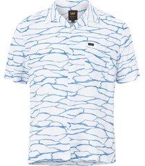skjorta ss resort shirt