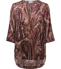 day flirt blouses short-sleeved rood day birger et mikkelsen