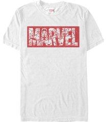 marvel men's comic collection kawaii marvel men's logo short sleeve t-shirt