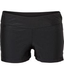pantaloncini da bagno con slip integrato (nero) - bpc selection