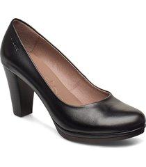 i-4929 högklackade skor svart wonders