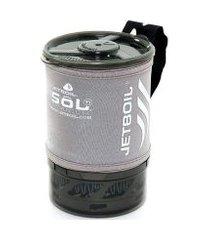 jarra jetboil sol titanium companion cup para fogareiro 0,8 litro