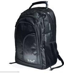 maleta morral para portatil de 16 pulgadas multifuncional mb-56a x-kim negro