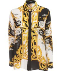 baroque printing shirt