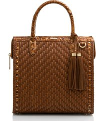 brahmin caroline ember eldorado satchel