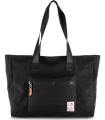 lola mondo soliel carryall tote with pouch