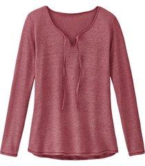 linnen shirt, wild berry 40