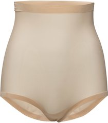 tulle control panty high waist lingerie shapewear bottoms beige wolford