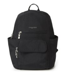baggallini women's small trek rfid backpack